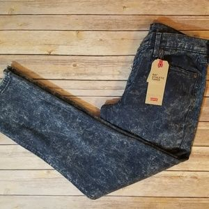 Levi's 541 Jeans 30x30 Athletic Taper Pants New